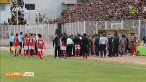 گفت و گوی فردوسی پور با محمودی و فتاحی درباره درگیری در بازی خونه به خونه