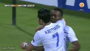 الهلال عربستان ۲-۱ استقلال خوزستان