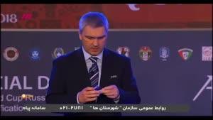آنالیز وضعیت تیم ملی قبل از بازی با قطر و صحبت با برخی ملی پوشان