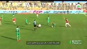 خلاصه بازی خونه به خونه و ماشین سازی تبریز