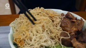 سفرنامه غذا در هنگ کنگ