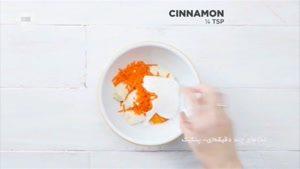طرز تهیه پنکیک موز و هویج