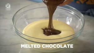 طرز تهیه بستنی سه تیکه