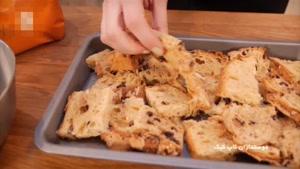 طرز تهیه نان پنی تونی