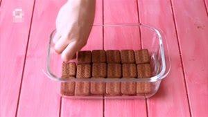 طرز تهیه دسر کوکی شکلاتی