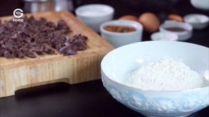آشپزی خانگی - کوکی شکلاتی
