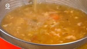 غذاهای سالم و لذیذ - سه تا دستور سوپ مرغ