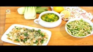 طرز تهیه ۳ نوع سالاد با بوکچوی یا کلم سفید چینی