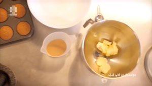 طرز تهیه کاپ کیک چای هندی