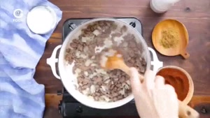 غذاهای چند دقیقه ای - خوراک لوبیا