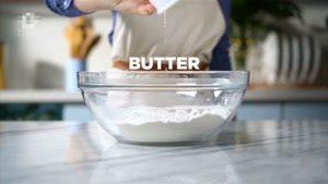 طرز تهیه نان پنیر و سبزیجات