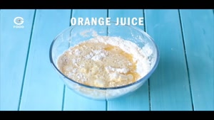 طرز تهیه کاپ کیک پرتقال