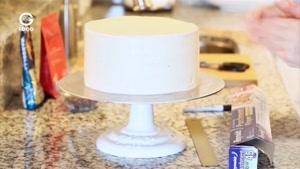 آشپزی با تاتیانا - تزیین کیک شکلاتی
