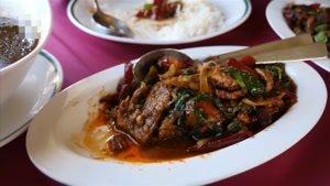 سفرنامه غذا در تیمفوی بوتان