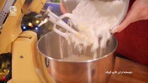 طرز تهیه دسر پای کاپ کیک