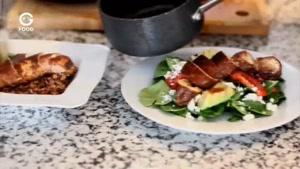 آشپزی با تاتیانا - مرغ با ادویه چینی
