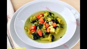 آشپزی امروز - سوپ سبزیجات