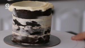 تزیین کیک - کیک نامزدی