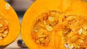 غذاهای سالم و لذیذ - کدو حلوایی گریل شده