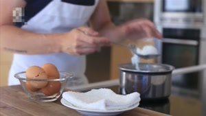 طرز تهیه تخم مرغ برشته