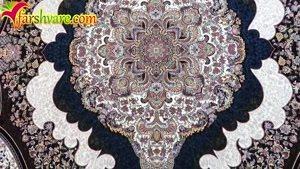 فرش ماشینی بدون پرز طرح فروزان ؛ فروش اینترنتی فرش کاشان