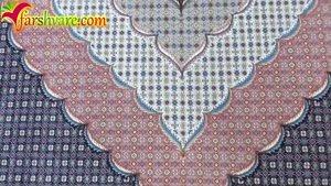 خرید اینترنتی فرش ماشینی شونهر (فرش طرح ریزماهی)