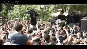 اجرای زنده کولی از همایون شجریان