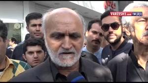 مصاحبه با کاظم اولیایی درباره مرحوم پورحیدری