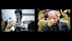 دکلمه بسیار زیبای پرویز پرستویی برای زنده یاد حبیب محبیان
