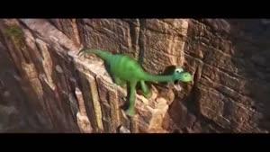 انیمیشن زیبای دایناسور خوب