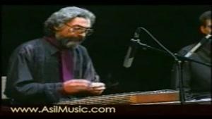 استاد پرویز مشکاتیان - تکنوازی سنتور - کنسرت