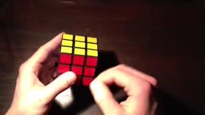 تمرینات انگشت در حل مکعب روبیک