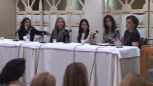 همایش بازیگران زن ایرانی سینما و تلویزیون