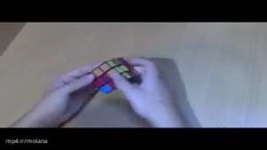 آموزش کامل مکعب روبیک