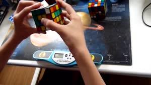 حل مکعب های روبیک ۲x۲, ۳x۳, ۴x۴, ۵x۵ در کمتر از ۶ دقیقه