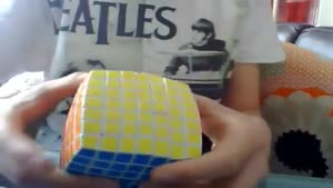 مکعب روبیک ۷X۷