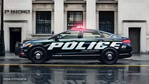 فورد هیبرید 2018 اتومبیل جدید پلیس آمریکا