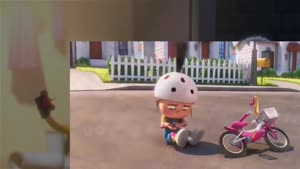 مینیون ها - دوچرخه اگنس