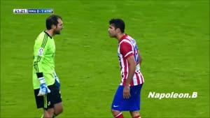 دعواهای جالب در فوتبال