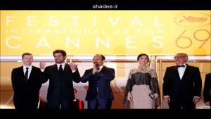 تمام عکسها ، اخبار و حاشیه های جنجالی فیلم فروشنده اصغر فرهادی در جشنواره فیلم کن