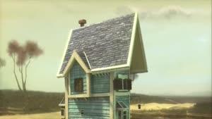 انیمیشن خانه شیرین خانه