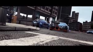تبلیغات جالب Need for Speed Most Wanted