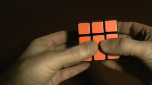 تکنیک های عمومی حل مکعب روبیک