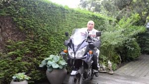 آموزش موتور سواری بخش ششم