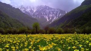 جاذبه های دیدنی شمال و غرب ایران