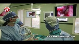 جراحی سینوزیت در بیمارستان بهمن