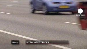 ساخت کامیونهای هوشمند