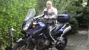 آموزش موتور سواری بخش هفتم