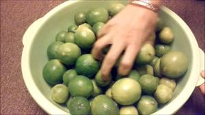 آموزش طرز تهیه لیمو عمانی