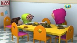آموزش رفتار درست درجمع به کودکان